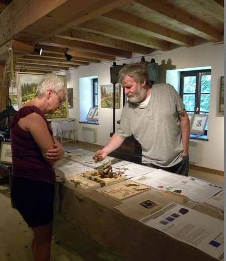 Exposition mus e historique du papier 63 moulin richard de bas - Office du tourisme ambert ...